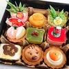 おせちケーキ、おせち、お寿司など(実家)