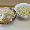 京成大久保二郎 その105 つけ麺 豚マシ