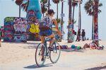 ベニスビーチで「リアル・カリフォルニア」をチラ見♪〈ロサンゼルス〉