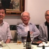 野田一夫先生(94歳)に近況報告。お元気です。