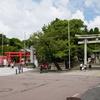 針綱神社と三光稲荷