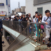 GW期間の江ノ電藤沢駅の混雑に関して
