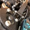 BMW E30【スタイルアップFile 11】ストラットタワーバーの加工。