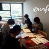 レッスンレポート)2/24 本川町教室 みなさん真剣です