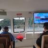 琵琶湖に浮かぶ神秘の島【竹生島】宝厳寺と都久夫須麻神社と太閤秀吉の遺構など