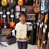 第一回ギター腕自慢大会グランプリ!「keiji」