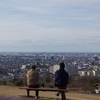 大乗寺丘陵公園からの眺望