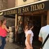 La Cuchara de San Telmo サンセバスチャンのバル フォアグラが美味しい