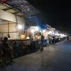 【ビエンチャン】中心地から歩いて行ける地元民のためのお惣菜屋台密集地域
