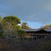 東福寺に寄り道です