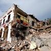 メキシコの地震、死者61人に…下敷き多数か
