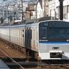 《相鉄》【写真館282】廃車が確定して陸送が始まった8702Fの現役時代