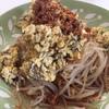 しょうゆ糀を使ったレシピモヤシ炒め卵乗せ