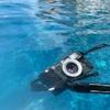 【駄カメラ】調子こいて「現場監督」を水に濡らしまくったら壊れた! → 自力でフィルム取り出して現像に出してみた結果