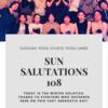2019 SUNSALUTATIONS108 第1回目が終了しました