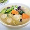 ぷりぷり食感!『たっぷり白菜と鶏肉団子の塩煮』とアレンジスープ3種