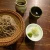 こしのあるおいしいお蕎麦「蕎麦はやうち」【四天王寺前夕陽ヶ丘駅】
