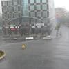 雨の町ホーチミン(サイゴン)