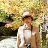 日本 谷汲横蔵寺の紅葉の始まり
