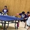 男子リーグ戦一戦目・三番 2019年第8回米田杯争奪三重県卓球大会