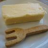 「横井」のチーズケーキをいただきました。