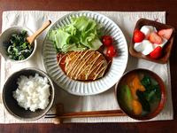 骨粗しょう症予防に。簡単!サバ缶豆腐ハンバーグと小松菜ふりかけの献立-気楽においしく、病気の予防レシピ-syunkonからだに優しいごはん(山本 ゆりさんコラム-第3回)
