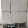 ニトリのカラーボックスだけでルンバ基地付き収納を自作しました【注文住宅簡単DIY】