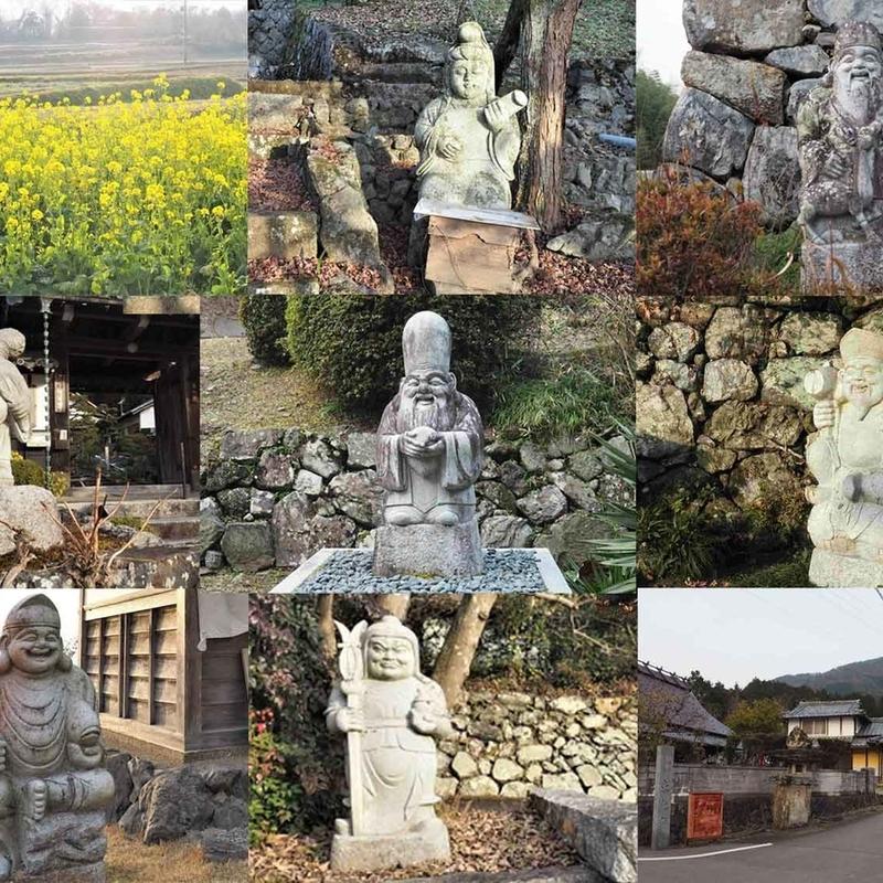【亀岡体験】「丹波の七福神めぐり」で今年の福をいただいてきました!