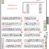 来週の蒲田合同イベント・再来週のルーミアオンリーイベントのサークル名入り配置図