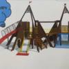 淵野辺公園・樹林広場〜風っ子 砦 リニューアル〜 工事完了!