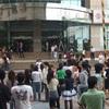 四川省で地震~こちら上海~