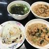 【台湾旅行】台南でエビ飯を食べる