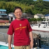 沼津から伊豆大島へ遠征!! 高級アカイカ釣り♪