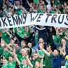 2022ワールドカップ予選第 5 戦: アイルランド1-1セルビア