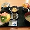 西川口の「一徳」で海鮮丼を食べました★
