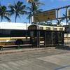 旅行記 ホノルル空港からワイキキホテル地区までローカルバスで移動