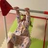 2歳から鉄棒遊び始めたらどうなる?