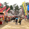 日本三大桜名所|平日の弘前さくらまつりは激空きだった!