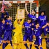 【東海リーグを卒業の丸岡RUCKが有終の美を飾る】ゼビオ東海女子Fリーグ2015 最終節
