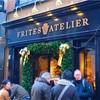 デンハーグに行ったら食べたい!FRITES ATELIERのフリッツ