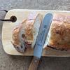 食卓で大活躍するドイツ製マルチナイフ┃皮パリッパリのチキンソテーも!バゲットも!チーズも!