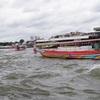 タイ・バンコクの「はてしなく高価なボートしか乗れない船着場に連れて行かれる詐欺」