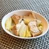 白菜と厚揚げの煮びたし   低フォドマップ&グルテンフリー