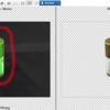 背景の白抜(透過)画像を簡単にキレイに作れるツール。インストール不要でインターネット上で使えます。