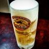 冷たいビールやシャンパンが呑みたいんや!