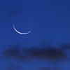 未明の地球照(月齢27.956)