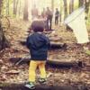 【育児】自然で遊ばせることの大切さに気付く。