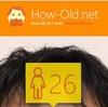今日の顔年齢測定 88日目