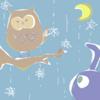 マヤ暦 K163【青い夜】ポジティブに思いこむ~(*^^*)