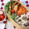 STAUBで炊く旬の味、むかごご飯の作り方